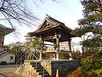 円成寺鐘楼