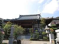 長慶寺本堂