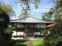 壽量寺本堂