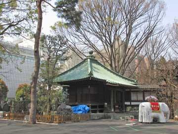 月窓寺観音堂
