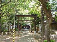 中嶋神社鳥居