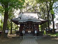 中嶋神社社殿