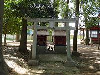 境内稲荷神社須賀神社