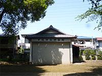 中嶋神社神楽殿