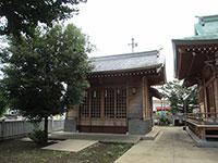 野崎八幡社神輿舎