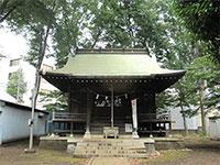 大沢八幡社