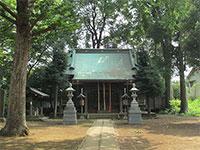 上連雀神明社