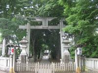 八幡大神社鳥居