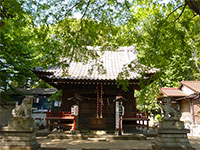 勝淵神社社殿