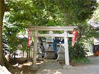 勝淵神社境内稲荷社