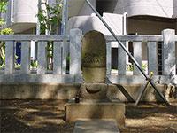 新川天神社神楽殿