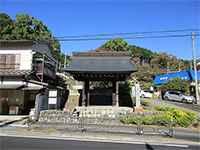 海禅寺総門