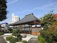 林川寺本堂