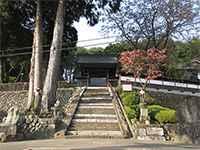 乗願寺山門