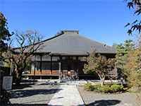 壽香寺本堂