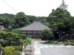龍雲寺本堂
