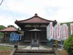 龍雲寺観音堂