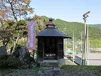 心月院大師堂