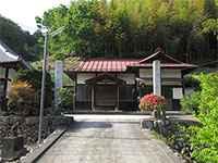 長蔵寺三門