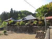 長蔵寺本堂