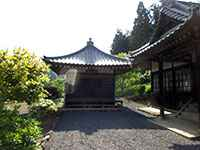 長蔵寺薬師堂