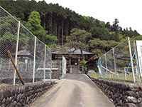 新福寺参道