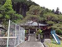 新福寺本堂