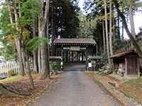 天寧寺総門