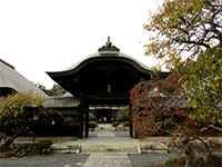 天寧寺中雀門