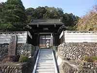 宗徳寺山門