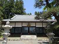 高徳寺本堂