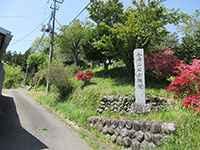 石倉院参道