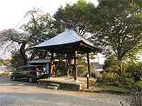 梅岩寺鐘楼