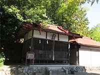 天ヶ瀬八坂神社