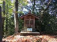 飯綱神社社殿