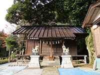 師岡神社社殿