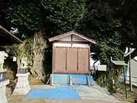 師岡神社神楽殿
