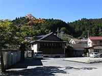 和田乃神社神楽殿