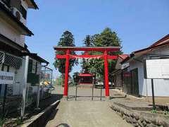 今井稲荷神社鳥居