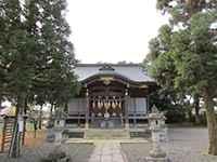 浮島神社社殿
