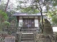 石動神社社殿