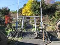駒木野神社鳥居