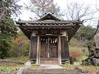黒沢秋葉神社