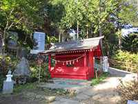 武蔵御嶽神社三柱社