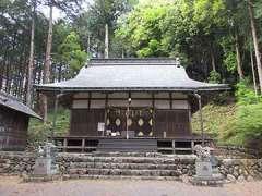 成木熊野神社
