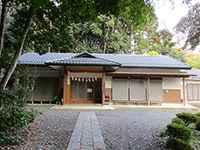 虎柏神社社務所