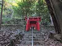 久平稲荷神社鳥居