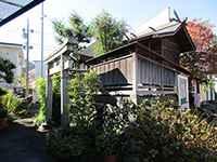 大柳八坂神社