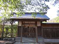 沢井八雲神社
