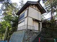 沢井八雲神社神楽殿